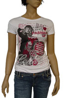 DOLCE & GABBANA Ladies Short Sleeve Tee #138