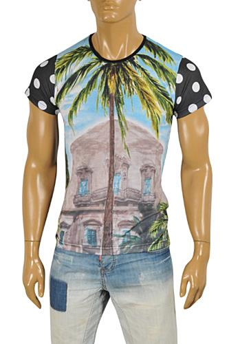 DOLCE & GABBANA Men's T-Shirt #237