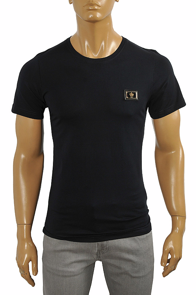 DOLCE & GABBANA high quality men's cotton T-Shirt #247