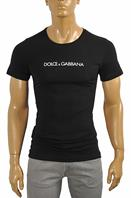 DOLCE & GABBANA high quality men's cotton T-Shirt #249