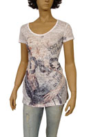 DOLCE & GABBANA Ladies Short Sleeve Tunic #108