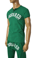 DSQUARED Men's Tee/Pants Set #5