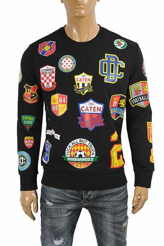 DSQUARED Men's sweatshirt with print 7
