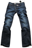 TodayFashionDiscount Mens Washed Jeans #159