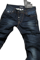 TodayFashionDiscount Mens Washed Jeans #172