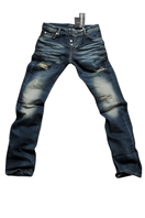 TodayFashionDiscount Mens Washed Jeans #174