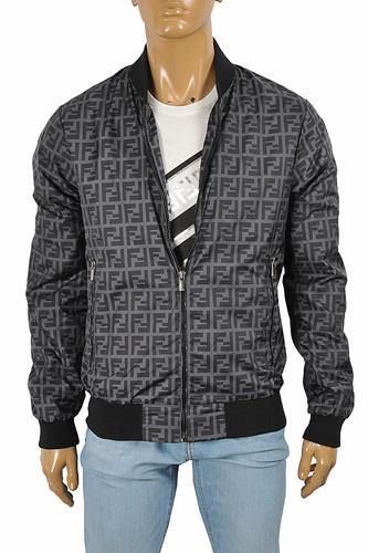 FENDI FF Men's Bomber Jacket 6