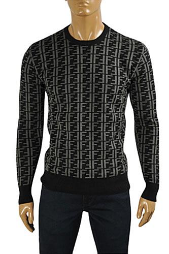 FENDI Men's Round Neck Sweater #12