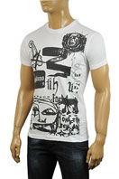 JOHN GALLIANO Mens Short Sleeve Tee #28