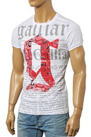 JOHN GALLIANO Men's Short Sleeve Tee #36