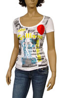 JOHN GALLIANO Ladies Short Sleeve Tee #20