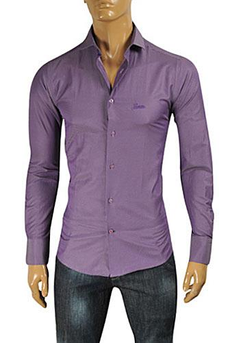 GUCCI Men's Button Front Dress Shirt #343