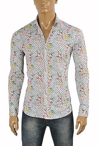 GUCCI Men's Cotton Dress Shirt #374