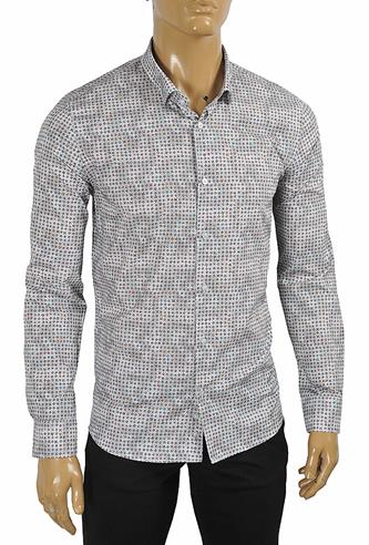 GUCCI men's dress shirt 414