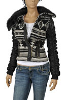 GUCCI Ladies Knitted Warm Jacket #100