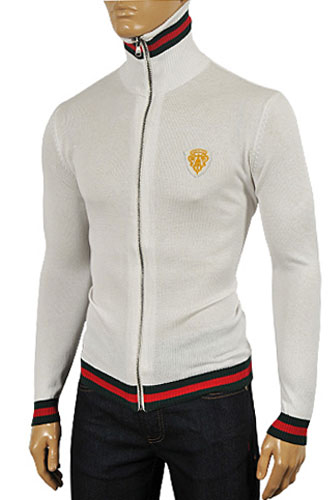 GUCCI Men's Zip Up Jacket #134