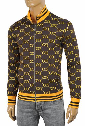 GUCCI men's GG bomber sport jacket 169
