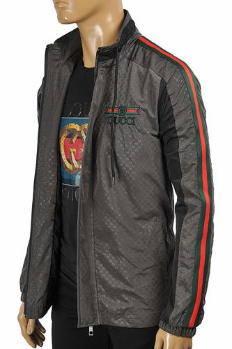 GUCCI men's GG jacket 181