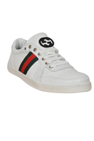 GUCCI Men's Leather Sneaker Shoes #262
