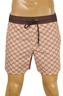 GUCCI Logo Printed Swim Shorts for Men #66