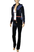 GUCCI Ladies Zip Up Tracksuit #117