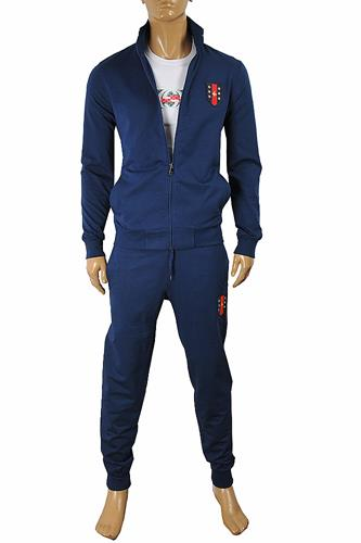GUCCI Men's Zip Up Jogging Suit #162
