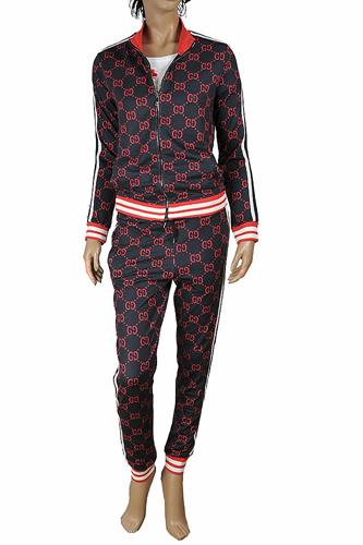 GUCCI women's jogging suit in black 164