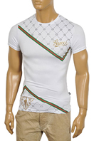GUCCI Men's Short Sleeve Tee #108