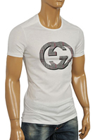 GUCCI Men's Short Sleeve Tee #135