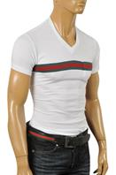GUCCI Men's Short Sleeve Tee #177