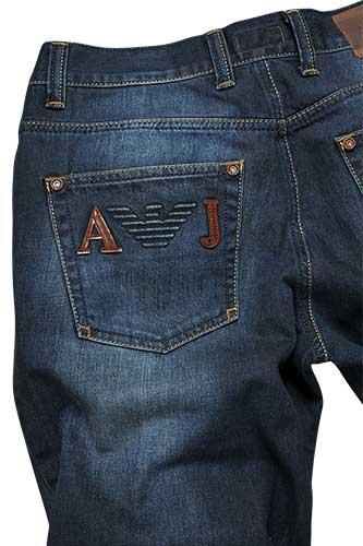 mens designer clothes armani jeans men 39 s classic jeans 108. Black Bedroom Furniture Sets. Home Design Ideas