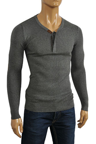 Mens Designer Clothes | ARMANI JEANS Men's Sweater #153