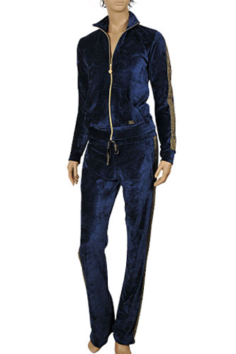 Womens Designer Clothes Emporio Armani Ladies Tracksuit 110