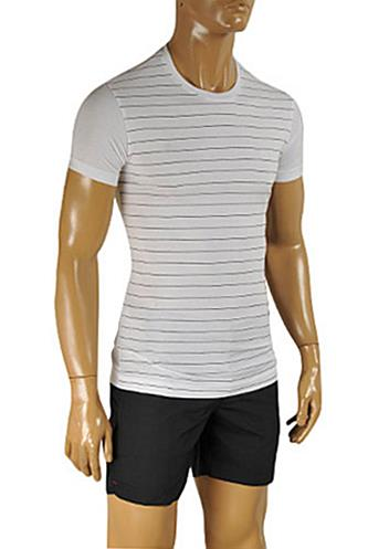Mens Designer Clothes | ARMANI JEANS Men's T-Shirt #120