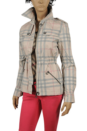 Womens Designer Clothes | BURBERRY Ladies Jacket #20