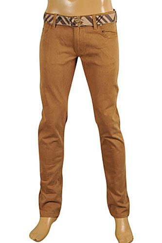 Mens Designer Clothes | BURBERRY Men's Classic Jeans #12