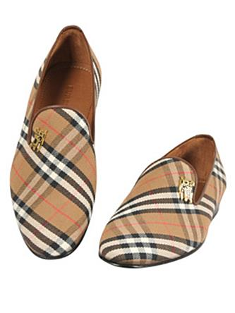Burberry Slip On Tennis Shoes