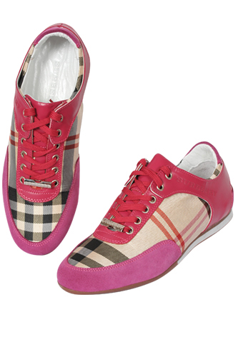 Designer Clothes Shoes | BURBERRY Ladies' Sneaker Shoes #254