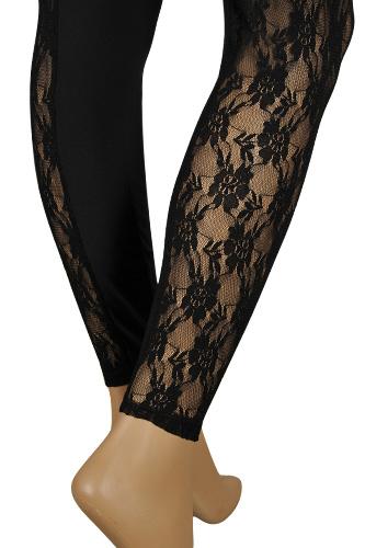 1500e048abde0 Womens Designer Clothes | ROBERTO CAVALLI Ladies Leggings #68 View 4