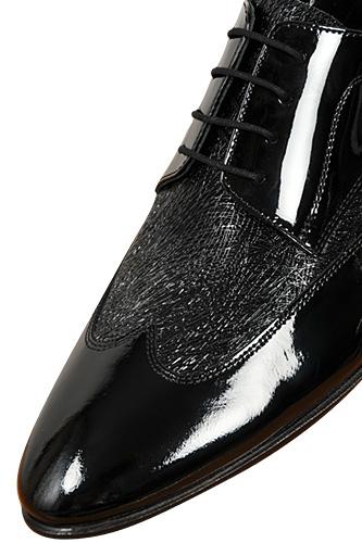 Designer Clothes Shoes Just Cavalli Men S Oxford Leather