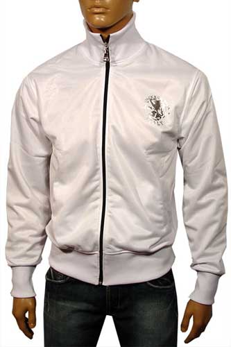 Mens Designer Clothes | DOLCE & GABBANA Mens Zip Up Jacket #227