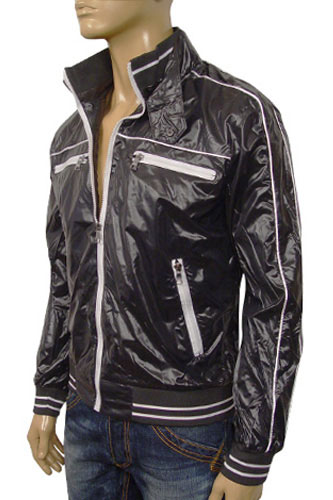 Mens Designer Clothes | DOLCE & GABBANA Mens Zip Up Jacket #306