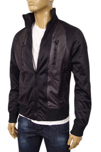 Mens Designer Clothes | DOLCE & GABBANA Mens Zip Up Jacket #319