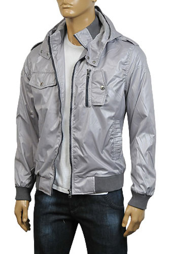 Mens Designer Clothes | DOLCE & GABBANA Mens Zip Up Jacket #332