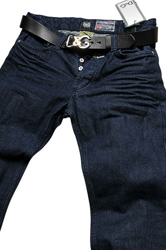 Mens Designer Clothes | DOLCE & GABBANA Men's Jeans With Belt #160
