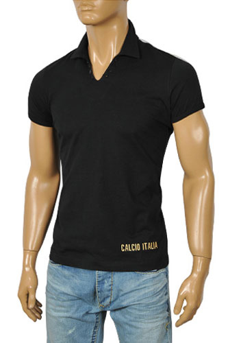 Mens Designer Clothes | DOLCE & GABBANA Men's Polo Shirt #402