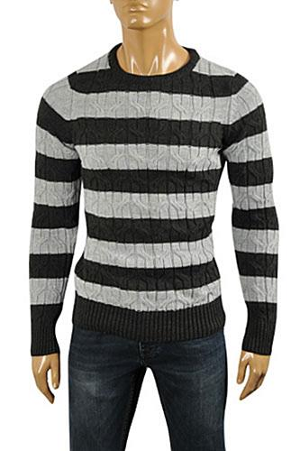 Mens Designer Clothes | DOLCE & GABBANA Men's Knitted Sweater #245
