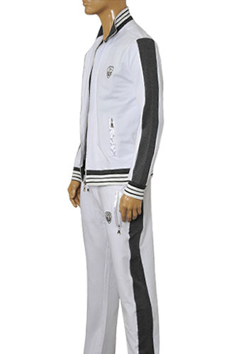 Mens Designer Clothes | DOLCE & GABBANA Men's Zip Up Tracksuit #370