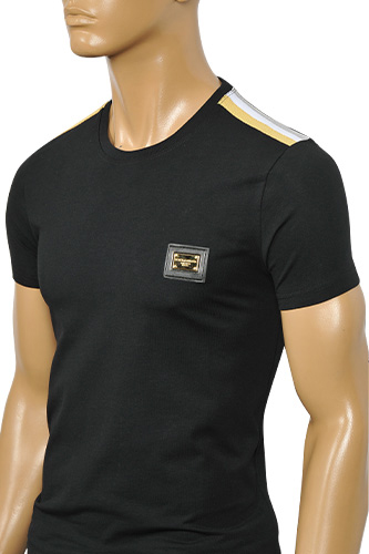 Mens Designer Clothes | DOLCE & GABBANA Men's Short Sleeve Tee #165