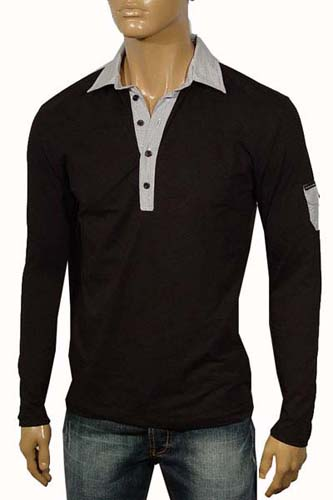 Mens Designer Clothes | DOLCE & GABBANA Casual Button Up Shirt #223